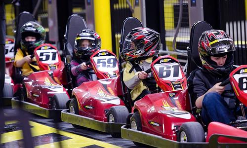 Victory Raceway St Louis Indoor Go Kart Track Kart Racing